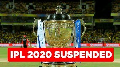 Photo of IPL 2020 Suspended indefinitely amid lockdown across India
