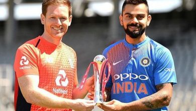 Photo of Team India's series against England in September has been postponed