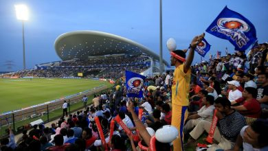 Photo of IPL 2020: Abu Dhabi set to be the home venue for Kolkata Knight Riders and Mumbai Indians