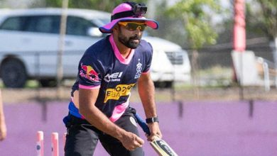 Photo of Rajasthan Royals Fielding Coach Dishant Yagnik tests COVID-19 positive
