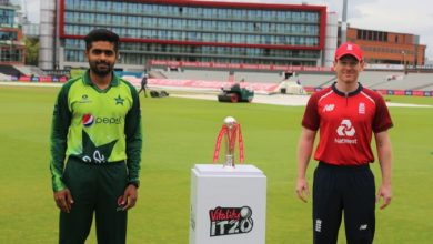 Photo of PAK vs ENG 1st T20: When and Where to watch Pakistan vs England Live Streaming, Date, Time and Squads Aug 28 2020