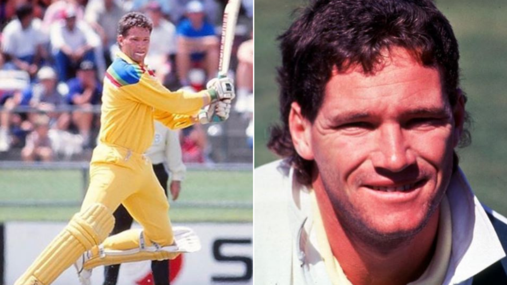 Photo of Cricket legend DEAN JONES dies at the age of 59 (1961-2020)
