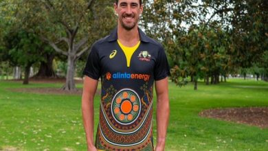 Photo of Australia men's team to wear 'Indigenous' shirt in upcoming T20Is against India