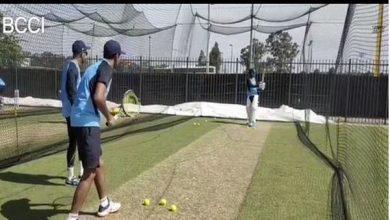 Photo of IND vs AUS: Ashwin gives KL Rahul throwdowns using tennis racquet